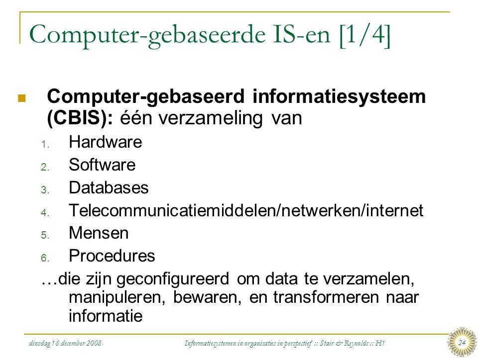 Computer-gebaseerde IS-en [1/4]